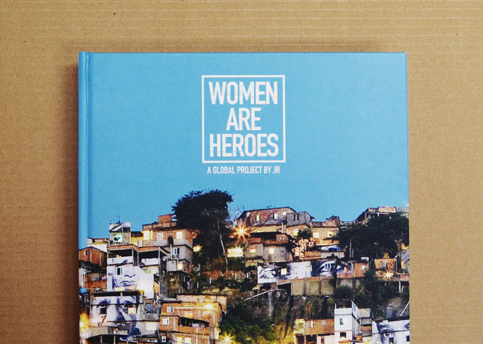 Book Review: Women Are Heroes by JR