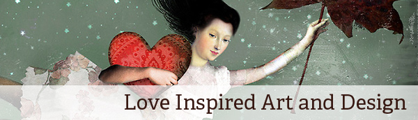 Art and Design Collections: Love Inspired Art and Design