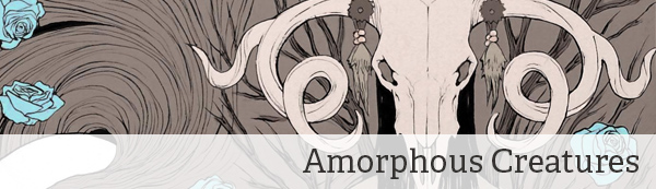 Art and Design Collections: Amorphous Creatures