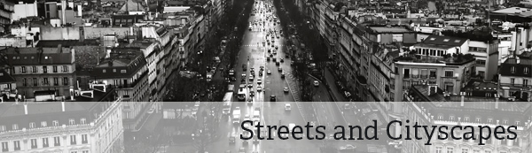 Art and Design Collections: Streets and Cityscapes