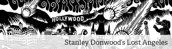 Interview: Stanley Donwood's Lost Angeles