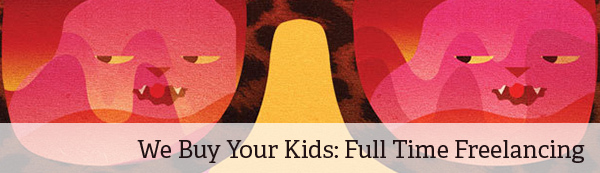 Interview: We Buy Your Kids on Full Time Freelancing