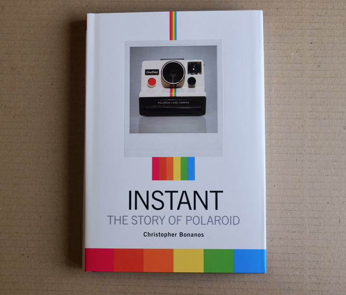 Instant: The Story of Polaroid: Cover