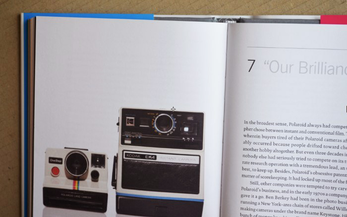 Instant: The Story of Polaroid Book