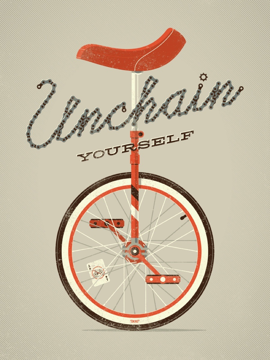 Unchain Yourself by DKNG Studios
