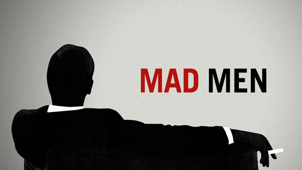 Mad Men title sequence still