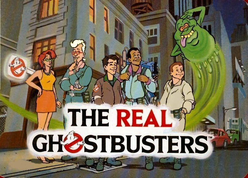 The Real Ghostbusters Stagione 1 DOWNLOAD ITA (1986)