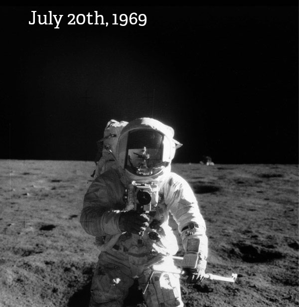 Anniversary of the First Hasselblad on the Moon ...