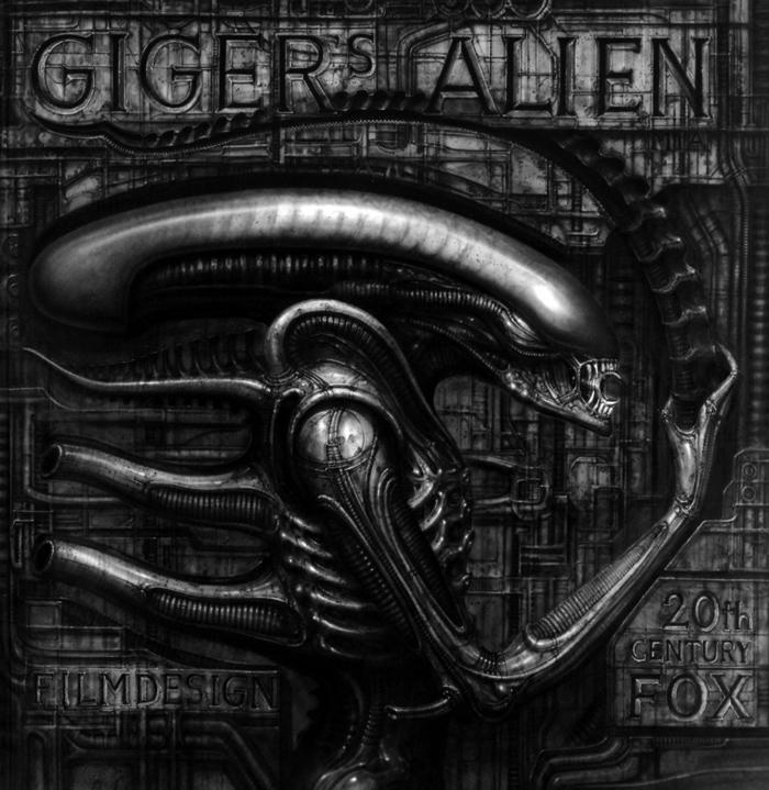 Alien, Prometheus and the Art of H.R. Giger H.r. Giger Prometheus
