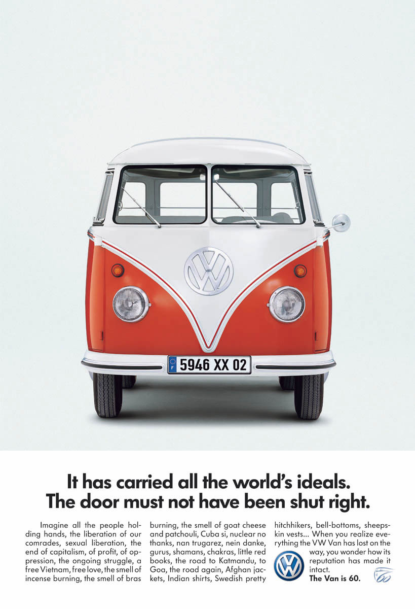 Marketing for volkswagen